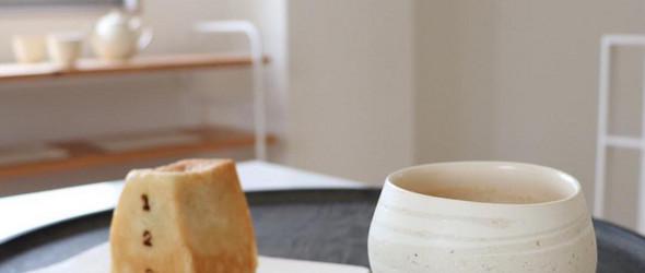 日本女陶匠藤居奈菜江的工作室与作品