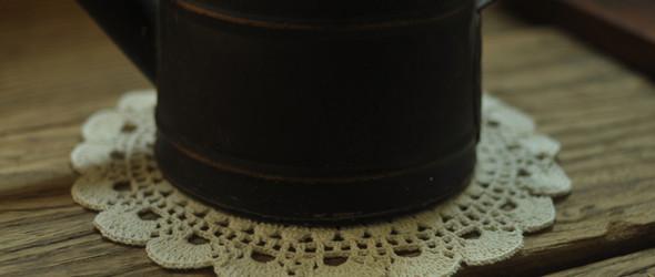 最新手作——lace bowl