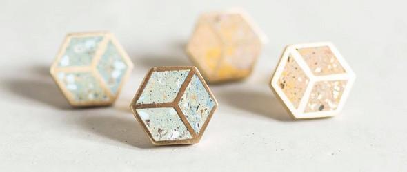 混凝土制成的闪耀珠宝 | Béton Brut