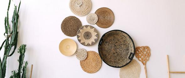 TheNomad:非洲传统编织与色彩