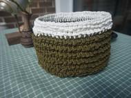 手工编织篮