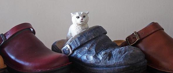 栩栩如生的木雕宠物 |Mio Hashimoto