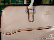 美式复古绅士手提包