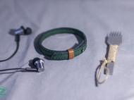 草环 植鞣革手环