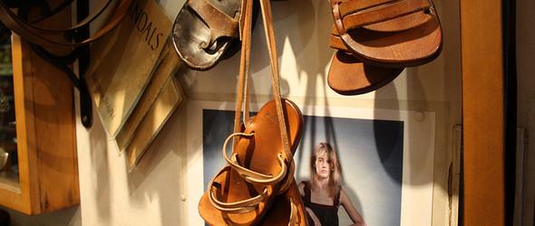 Barbara Shaum Leather:时光倒流的定制手工凉鞋传奇