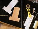DIY皮革相机胶卷包(附模板下载) / DIY Film Pocket