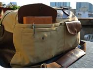 Tsanggoods独立匠造-军旅风 旅行袋