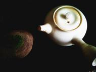 小二:來壺青苔外加白茶打包......