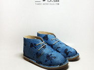 三の木虫原创 纯手工皮鞋
