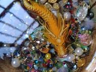 金色龙头鳌鱼