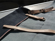 交互式工匠围裙赤耳丹宁牛仔细节改良升级版