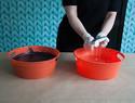 靛蓝与扎染:基础扎染工艺(Shibori Dyeing)与四种扎染图案折叠方法