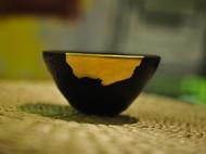 宋代吉州永和窑茶盏金缮修复