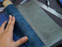手工皮具DIY制作教程:Pueblo手拿包制作教程(转载自@志蜀黍)
