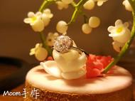 #创意翻糖礼品#求婚?当然要好好准备