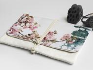 川朴原创艺术设计写意美景系列手拿包