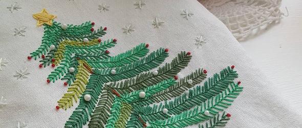 韩国手工艺人hoyah1007的法国绣绣品