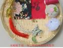 端午粽香--艾草布香囊