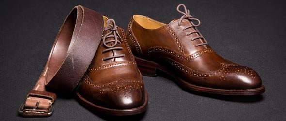 职场不可或缺的,只是角度订制为你私人订制的一双手工皮鞋