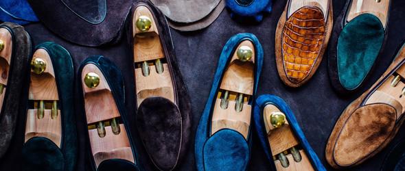 新与旧的交替与共融:英国鞋匠Allan Baudoin 与Baudoin & Lange 乐福鞋