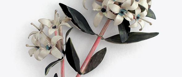 几何配饰与手绘玻璃 - 设计师 Peta Kruger 作品选集