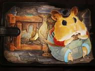 a6手账本--爱吃钱币的小仓鼠