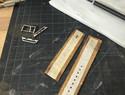 手工皮具DIY教程:Apple Watch苹果手表皮革表带制作过程