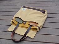 Tsanggoods 全新定番Gaia系列 经典款工装单肩托特包