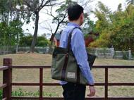 Tsanggoods 全新定番Gaia系列 通勤单肩托特包功能改良款