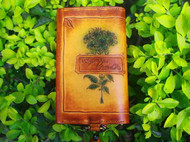 #【伽蓝手工】#诗系列:WHEN YOU ARE OLD 手工皮手机钱包 [FS-SJT062]