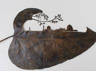 带给我们叶子般清新的60后艺术家洛伦佐 曼努埃尔 杜兰