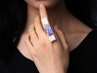 AileenGift独立设计师品牌原创款异域风情腔调时装戒指