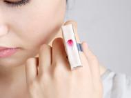"AileenGift独立设计师品牌原创款""瓣""极简新中式腔调时装戒指"