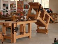 木工桌 木工工作台 西式工作台 工具桌 Roubo木工桌