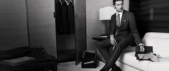 角度订制|金融界,穿黑色的订制皮鞋让你更成功