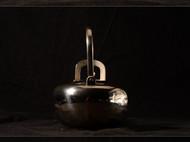 【日本茶壶】厚不锈钢茶壶 一对共箱 日本直邮包邮
