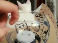 手绘猫咪款iLVYE水晶盐灯
