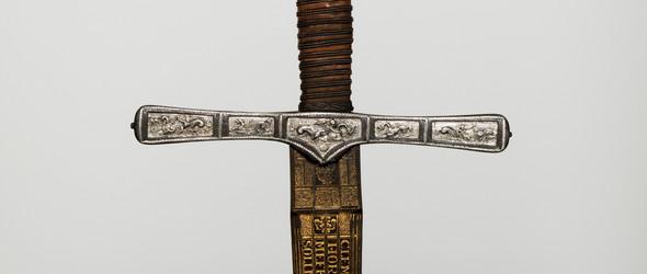 美轮美奂的宝剑,纽约大都会博物馆收藏品