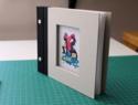 手工书籍装帧 - 装订书籍(手工本)DIY手工制作教程