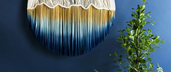 Rianne Aarts | 不但求新求变的挂毯装饰艺术
