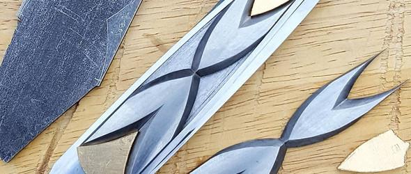 Wolfgang Loerchner | 手工刀具制作过程与细节欣赏