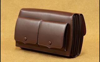 手拿包(clutch bag)详细制作过程(gobag大神最新教程)