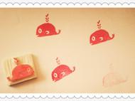 小海豚橡皮章