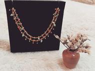 Venus&Felice 聖誕小花燈雙鍊款-彩珠銅製手鍊