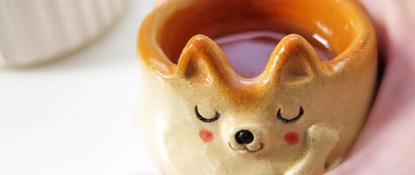 日本艺术家 TETSUYA ISEDA 陶瓷作品