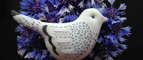刺绣布艺玩偶 | Woodland Tale