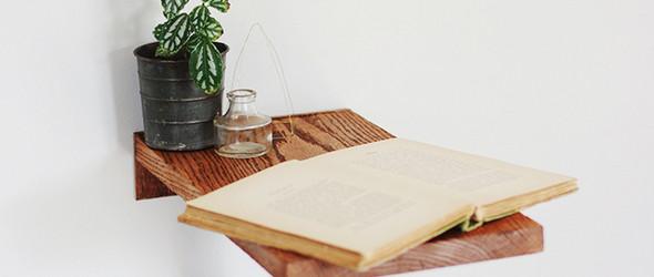 DIY木工教程 - 自己动手手工制作一个美观实用的边桌教程