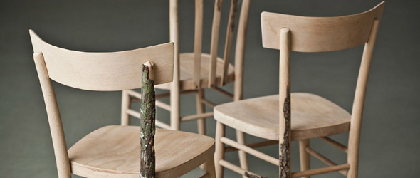 回归自然的迪柯尔特椅 Di Corte