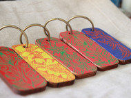 芒先生,手工钥匙扣,挂件,传统手绘,特殊民族手工艺挂件