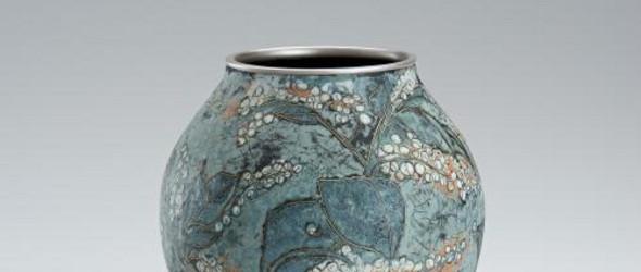 第64届日本传统手工艺品展 (平成 29号)获奖作品与人间国宝作品组图